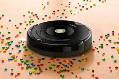 robot aspirador utilizado en el ámbito doméstico y en el hogar. Hay robots de limpieza friegasuelos y robots aspiradores. Tambien existen los robots de cocina