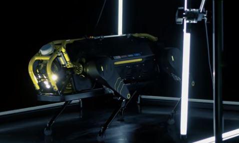 Robot para catástrofes HyQReal
