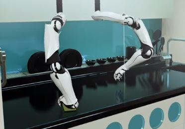 Si creías saber cuáles son los robots más modernos es porque no conoces a Moley