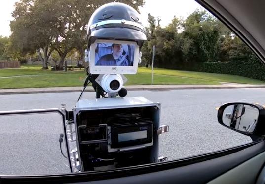 El robot GoBetween ayuda a los cuerpos de seguridad en EEUU