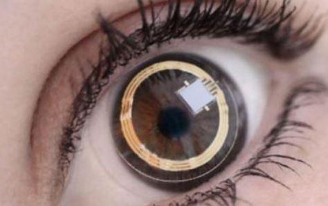 ¿Has visto la lentilla robótica que mejora la vista