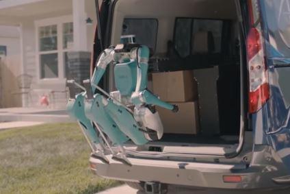 Un robot llamado Digit creado por Ford