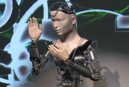Lo tradicional y lo moderno se junta en el androide budista Mindar