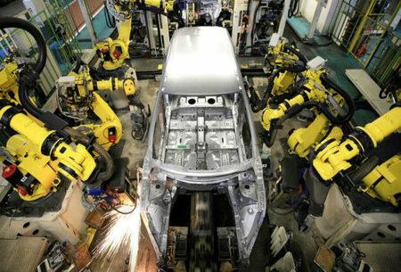 La venta de robots en Europa cae y en China crece un 12,9 %