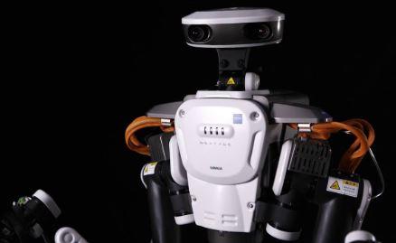 Si quieres un robot industrial conoce a Nextage